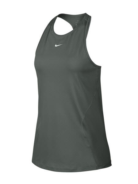 Nike Pro Women's Mesh Tank,JUNIPER - Bild 1