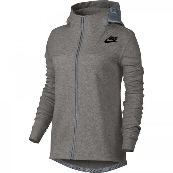 Adidas Jacke LA FZ Hoody Winterized Women mysportswear