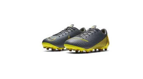 Nike JR VAPOR 12 ACADEMY GS FG/MG,DARK G