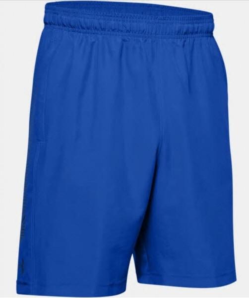 Woven Graphic Shorts,Versa Blue // - Bild 1