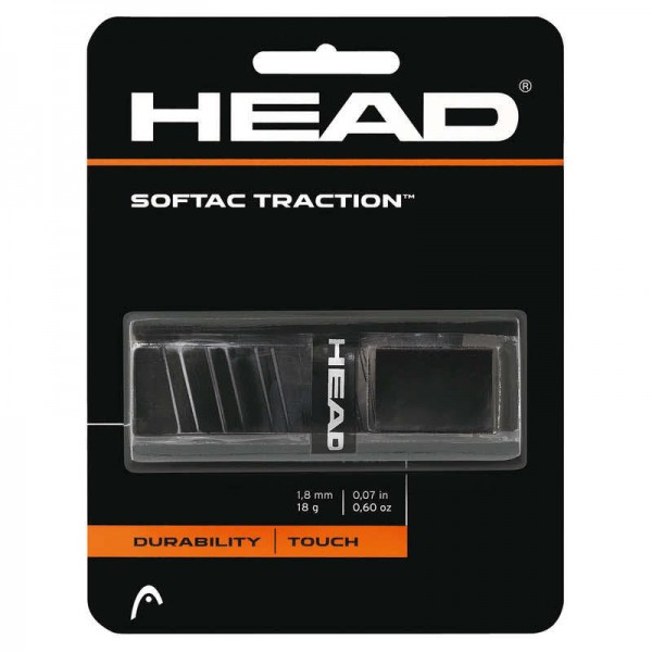 Head Softac Traction schwarz (Basisband