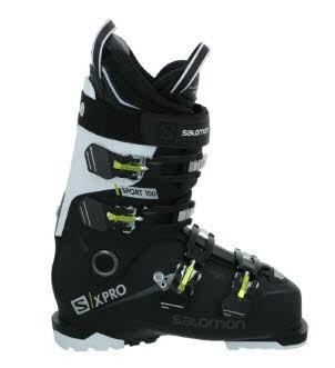 Salomon X PRO 100 Sport CS Skischuh,BLACK/A