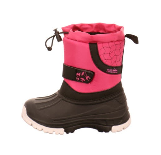 High Colorado Snowy II Kinder Winterboot,pink-sch