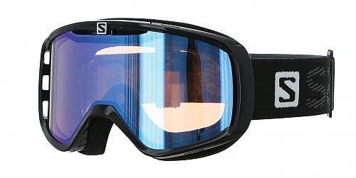 Salomon Photo XF BLACK Skibrille