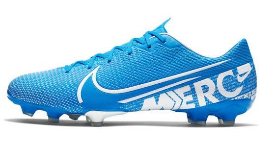 Nike Vapor 13 Academy FG/MG,BLUE HERO/WH - Bild 1