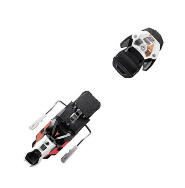 N WARDEN MNC 13 White/Black/Orange