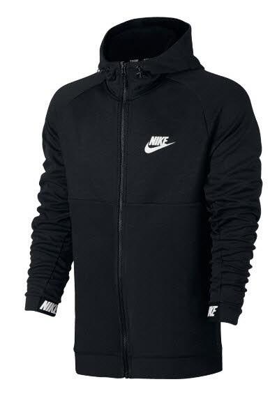 nike sport sweatshirt jacke