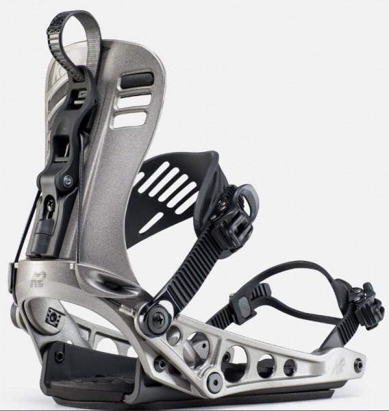 K2 Snowboard CINCH TS gunmetal