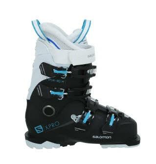 Salomon X PRO 90 Sport W CS Skischuh,BLACK/