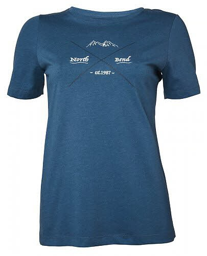North Bend VERTICAL Tee Da.T-Shirt